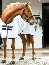 COPERTA NIDO D'APE RAMBO HORSEWARE Spugna