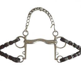 ATTACCHI PELHAM con anellino Accessori Imboccature