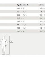 PARASCHIENA PER EQUITAZIONE ADULTI (S-M) Corpetti Protettivi