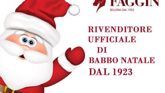 FORNITORE UFFICIALE DI BABBO NATALE