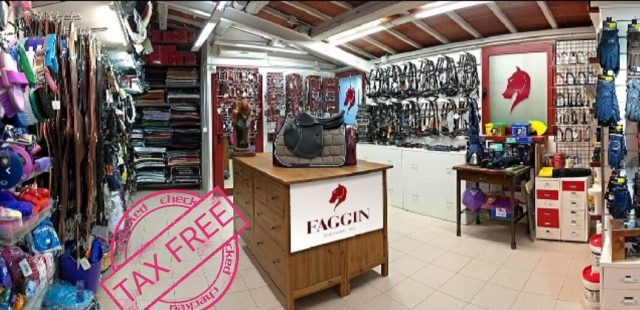 WELCOME TO SELLERIA FAGGIN