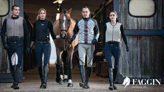 Corpetti protettivi, para schiena e airbag per l'equitazione