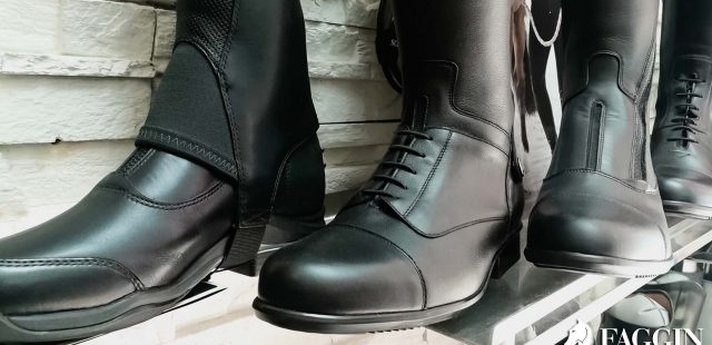 These Boots Are Made for…Riding – Stivali per l'equitazione pt.1