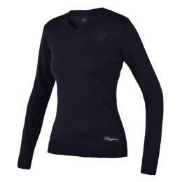 PULLOVER SOTTOGIACCA KINGSLAND Donna, Manica Lunga