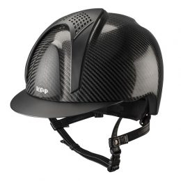 KEP ITALIA CARBON E-LIGHT SHINE / 2 INSERTI NERI Cap