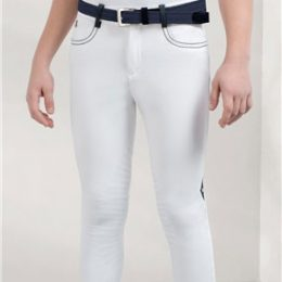 PANTALONE JUNIOR EQUILINE  X Grip LUKE Pantaloni Junior