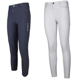 PANTALONE JUNIOR EQUILINE  FERDY Grip Pantaloni Junior