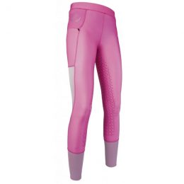 LEGGINGS JUNIOR-DONNA MESH FULL GRIP Pantaloni Donna