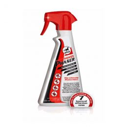 ANTIMOSCHE/REPELLENTE  POWER-PHASER LEOVET 500 ML