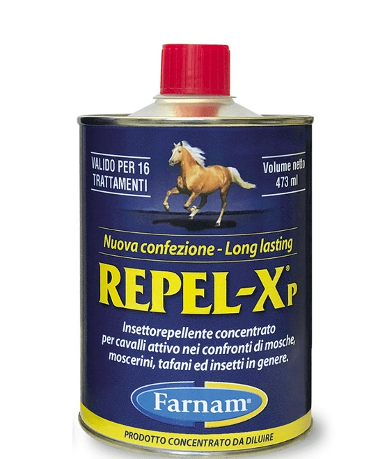 ANTIMOSCHE REPEL X 470ml